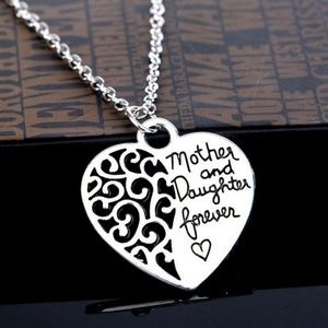 Jewelry - Precious Mother and Daughter Necklace